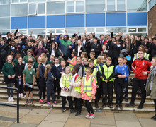 MrB School Run 08 BurntMill