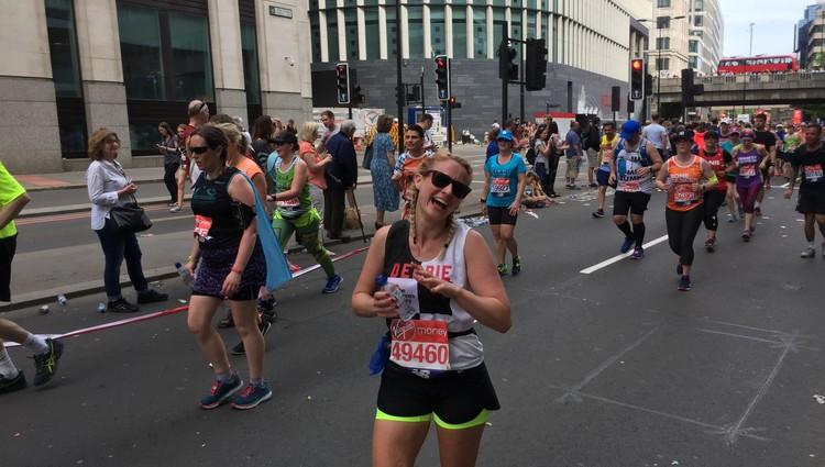 BMAT Marathon Runners