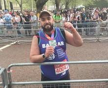 BMA Shawki Bakkar marathon 2