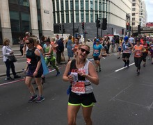 FHS Debbie Round marathon