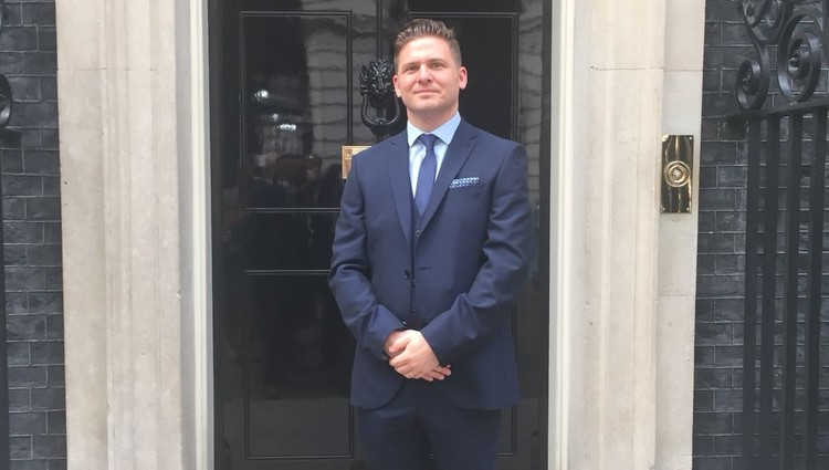 Downing Street Praise for BMAT Teacher