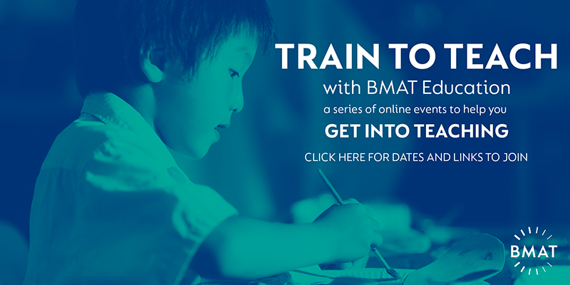 BMATTEACH train to teach events for website